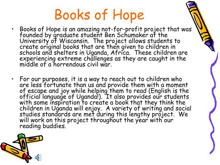 Books of Hope