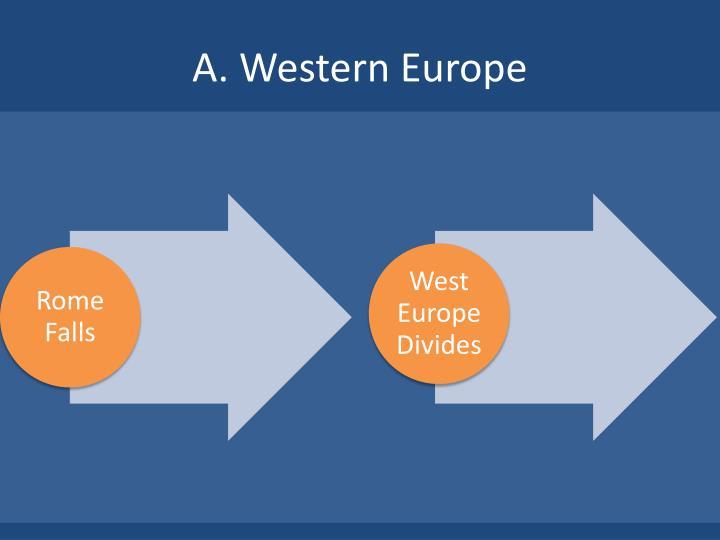 A. Western Europe