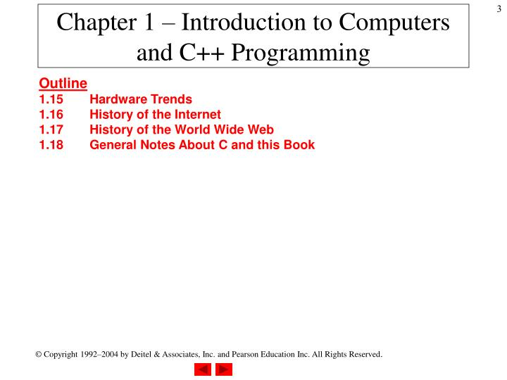 Chapter 1 introduction to computers and c programming1
