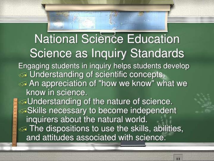National Science Education