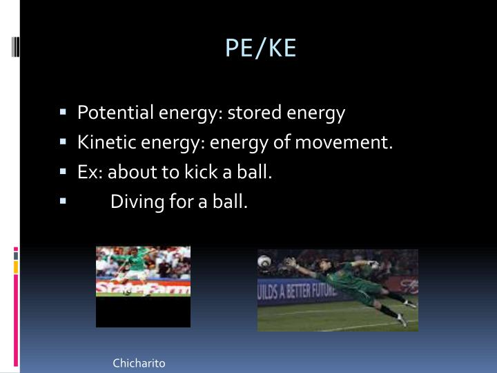 PE/KE