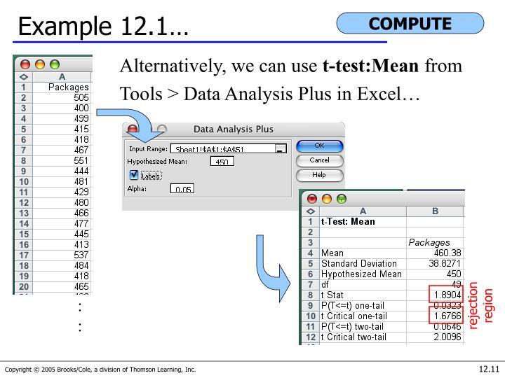 Example 12.1…