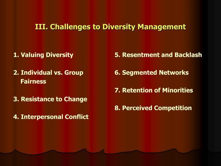1. Valuing Diversity