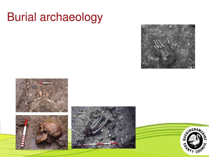 Burial archaeology