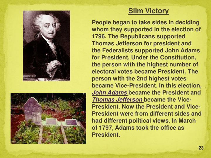 Slim Victory
