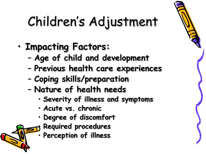 Children's Adjustment