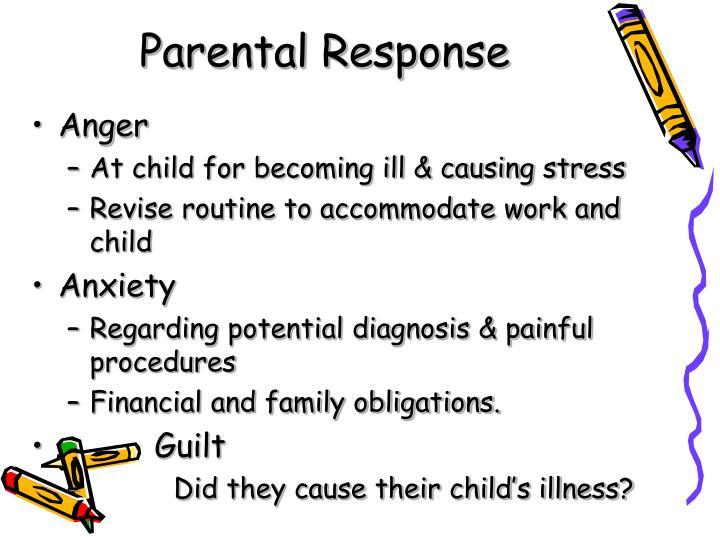 Parental Response