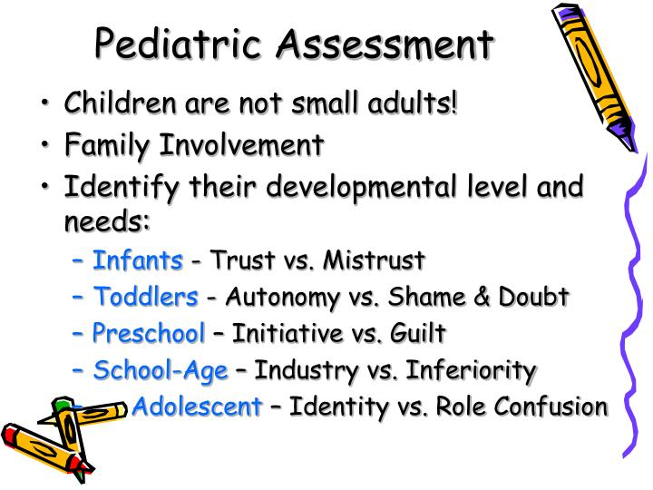 Pediatric Assessment