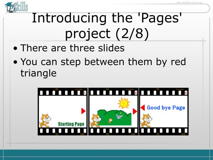 Introducing the 'Pages' project (