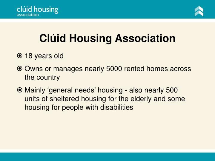 Clúid Housing Association