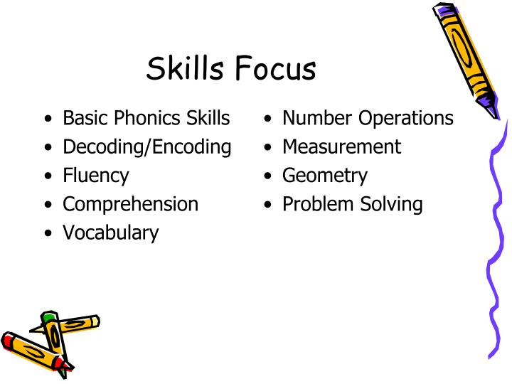Basic Phonics Skills