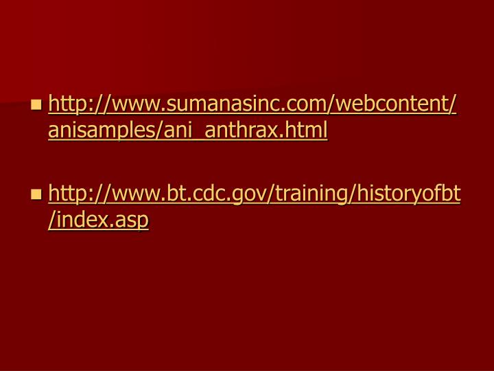 http://www.sumanasinc.com/webcontent/anisamples/ani_anthrax.html