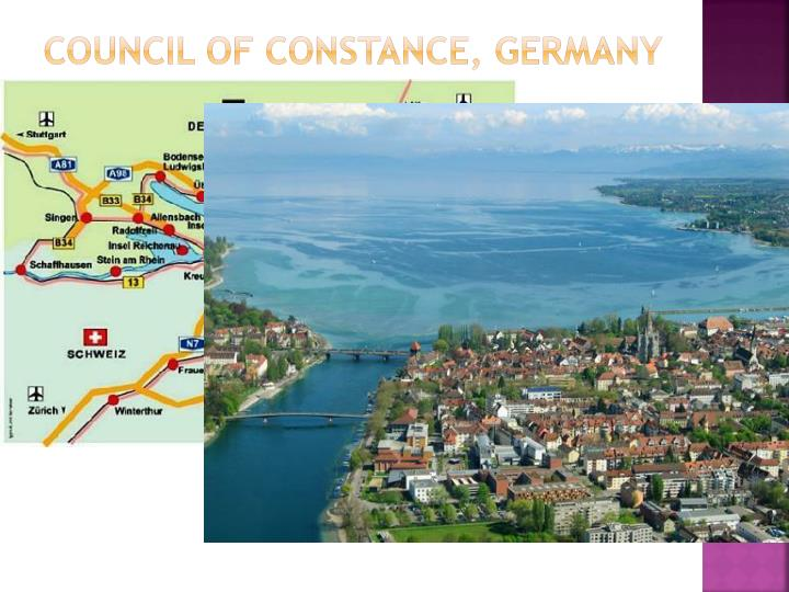 Council of Constance,