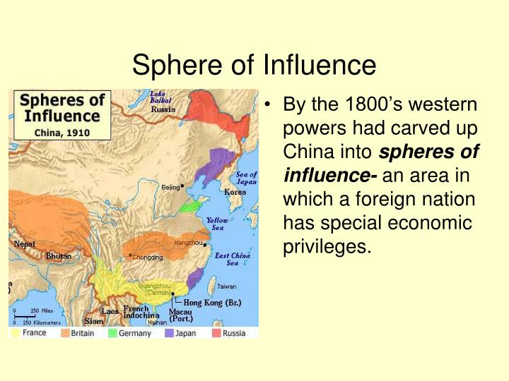 superpowers and the sphere of influence The cold war thus divided the world into two spheres of influence 33,34 some parts of the world held exceptional strategic importance greece and turkey , for instance, served as key american footholds near russia, while japan was a crucial ally for maintaining american dominance of the pacific.