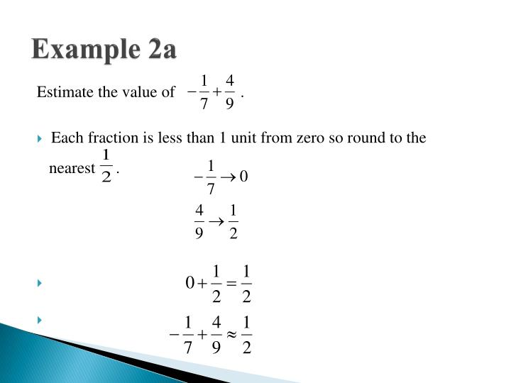 Example 2a