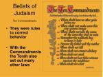beliefs of judaism7