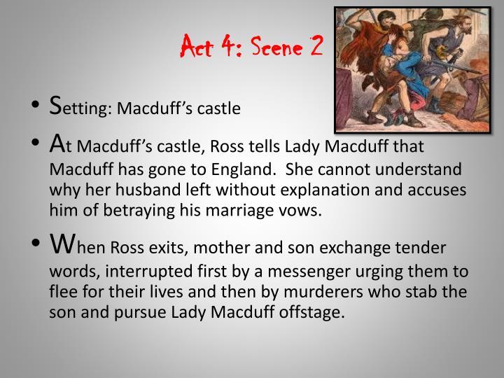 Act 4: Scene 2