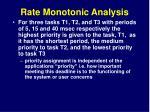 rate monotonic analysis8