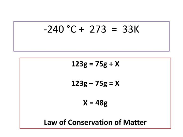 123g = 75g + X
