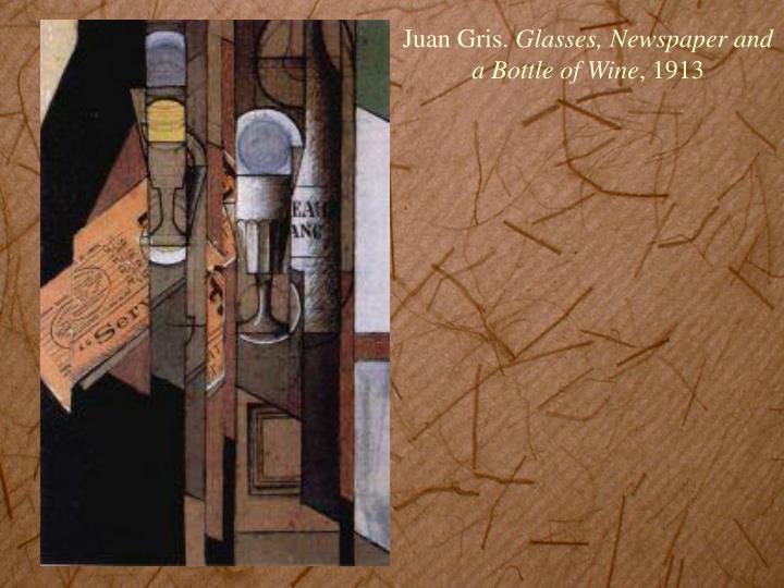 Juan Gris.