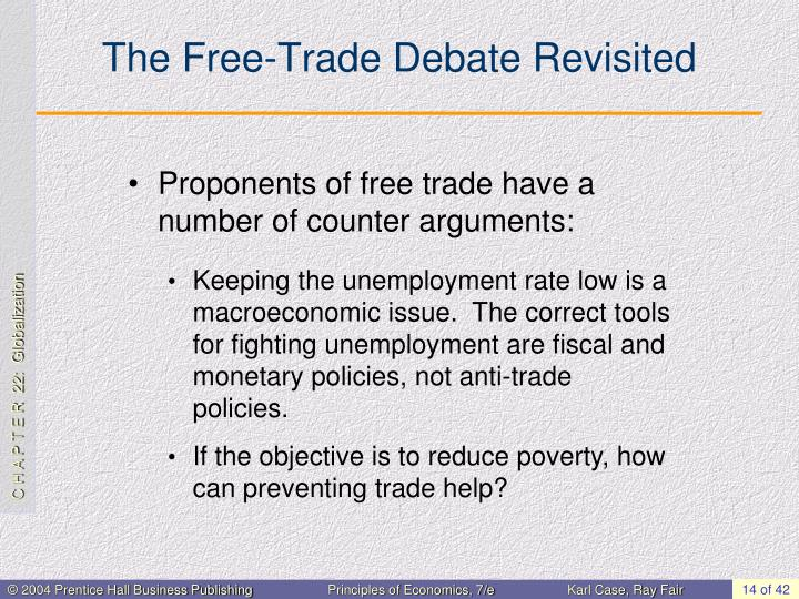 The Free-Trade Debate Revisited