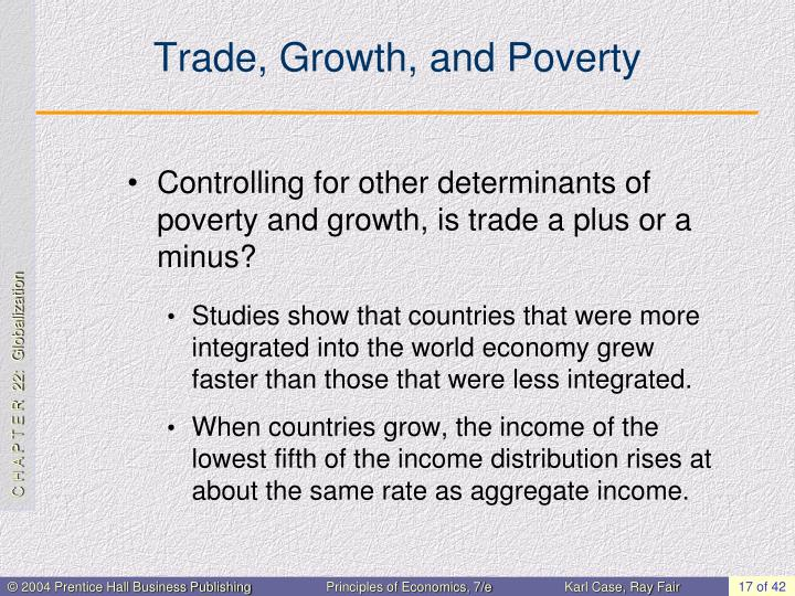 Trade, Growth, and Poverty