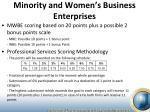 minority and women s business enterprises3