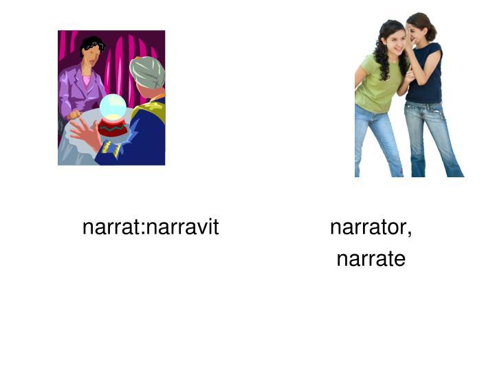 narrat:narravitnarrator,