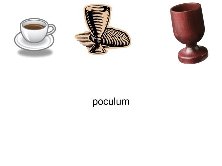 poculum