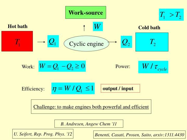 Work-source