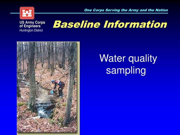 Baseline Information