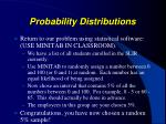 probability distributions3
