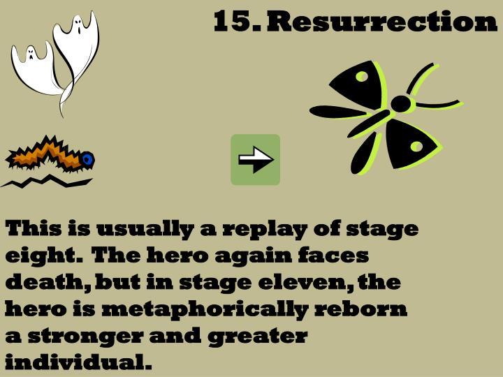 15. Resurrection