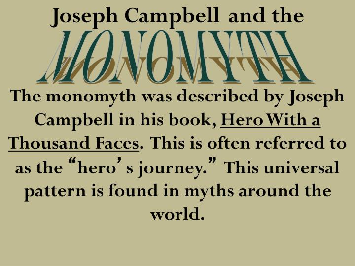 Joseph Campbell and the