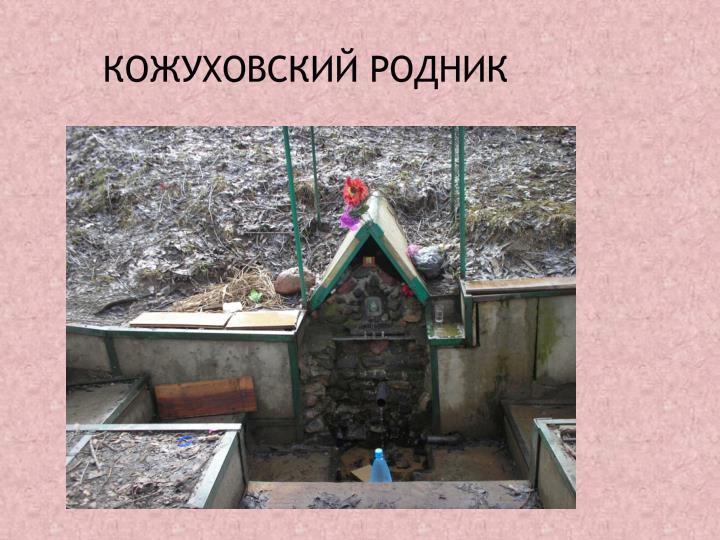 Кожуховский