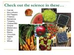 check out the science in these