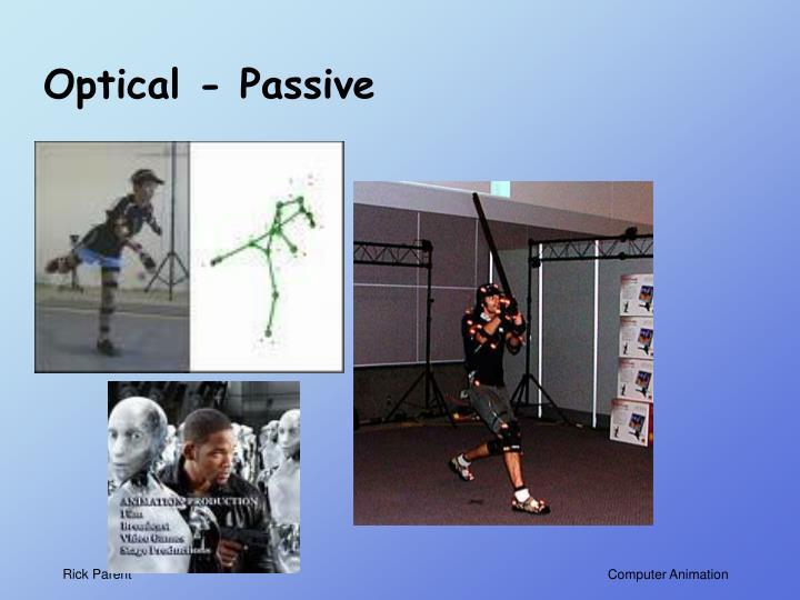 Optical - Passive