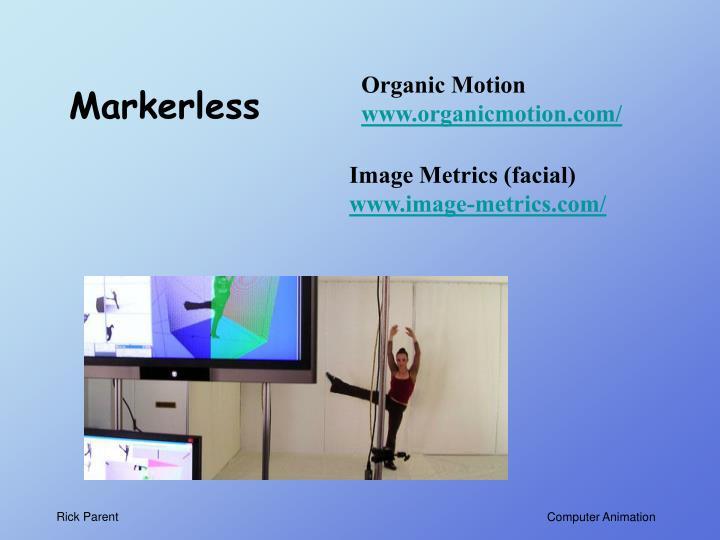 Organic Motion
