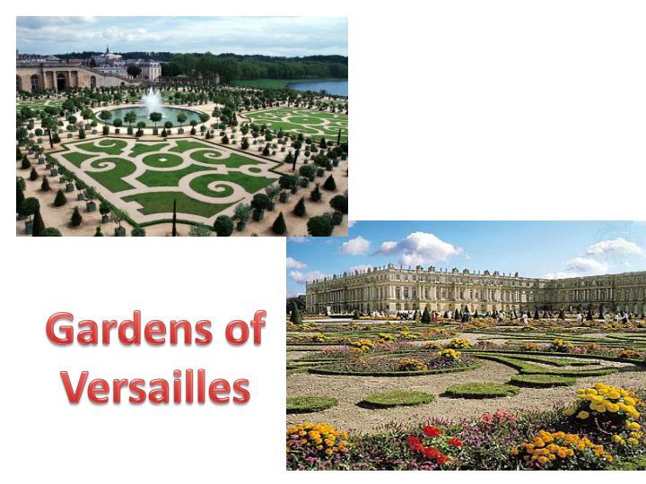 Gardens of