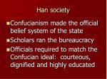 han society