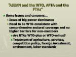 asean and the wto afta and the ftas2