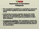 tf war department of agriculture philippines2