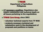 tf war department of agriculture philippines3