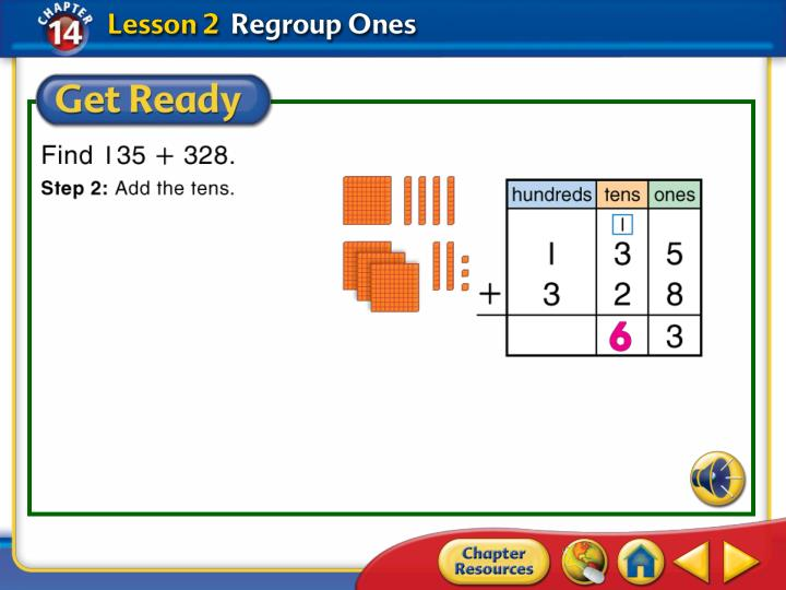 Lesson 2—Get Ready 4
