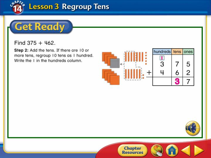 Lesson 3—Get Ready 3
