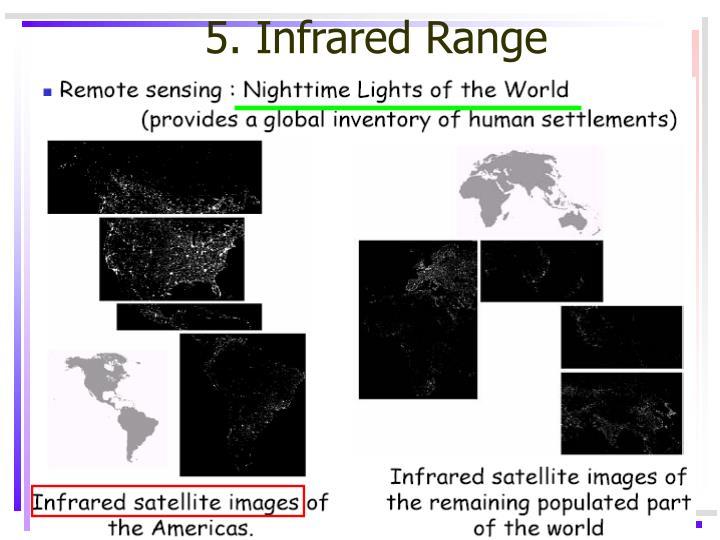 5. Infrared Range