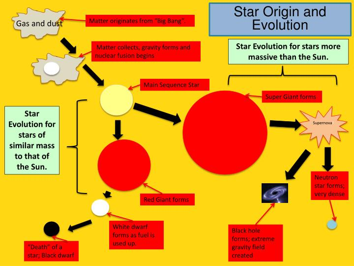 Star Origin and
