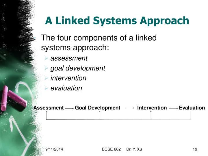 A Linked Systems Approach