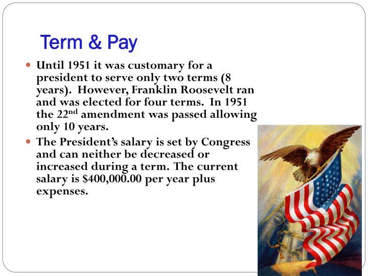 Term & Pay