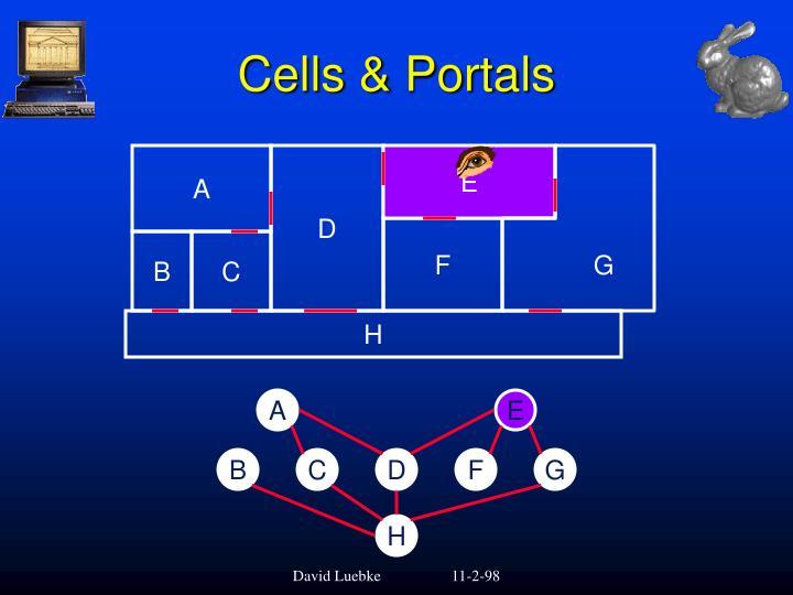 Cells & Portals